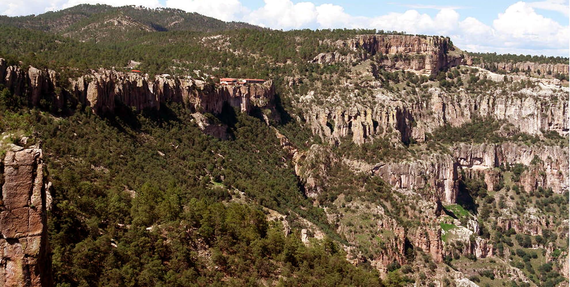 Barranca del Cobre