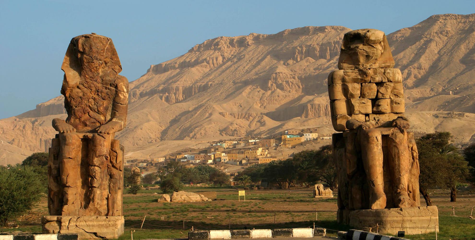 Luxor und Westtheben