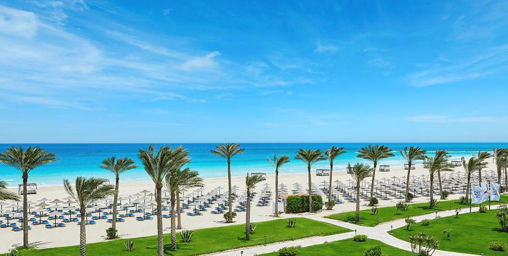 Badeorte am Mittelmeer