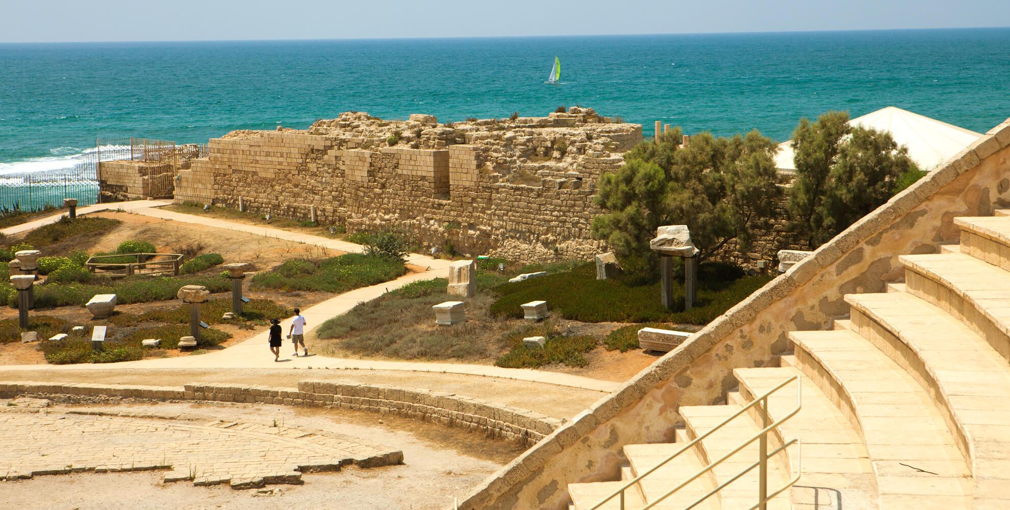 Israels Mittelmeerküste