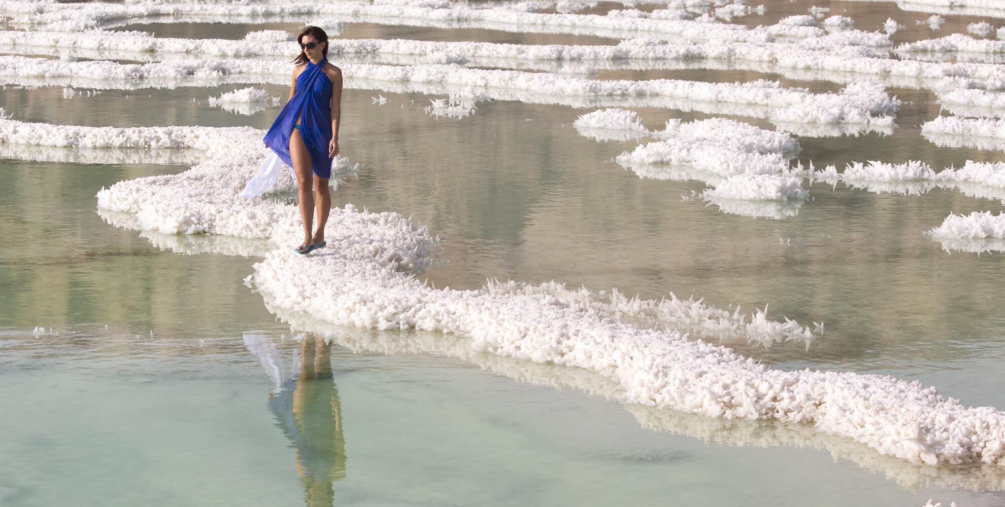 Totes Meer und die Wüste Negev