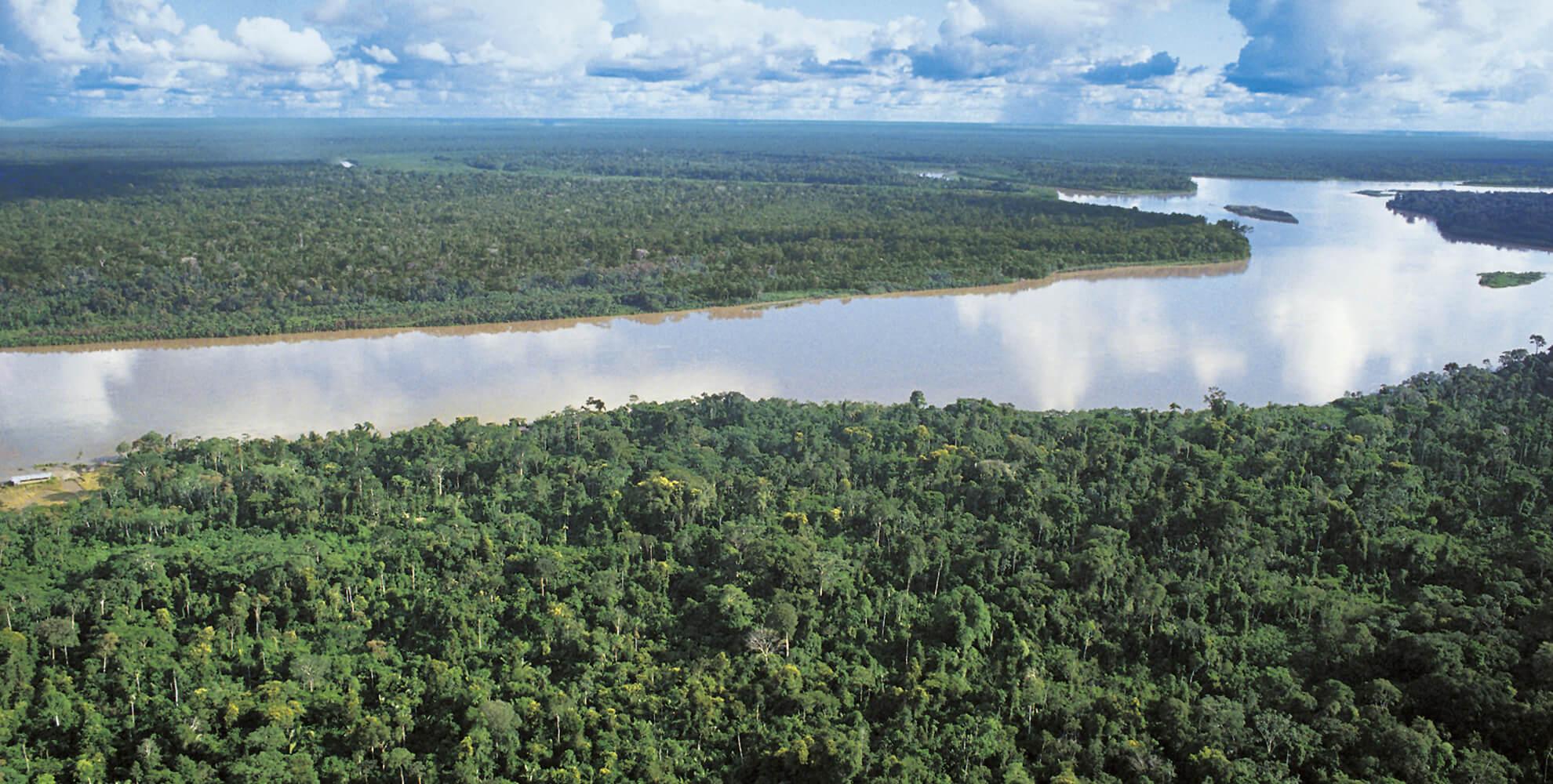 Peruanisches Amazonasgebiet